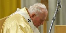 RPCVs and Staff remember Pope John Paul II Date: April 3 2005 No: 549