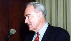 "Harris Wofford to speak at ""PC History"" series Date: October 26 2006 No: 1011"