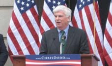 Dodd issues call for National Service Date: June 26 2007 No: 1164