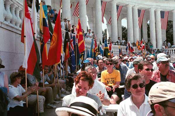 National Peace Corps Association surveys Peace Corps Safety/Security Legislation