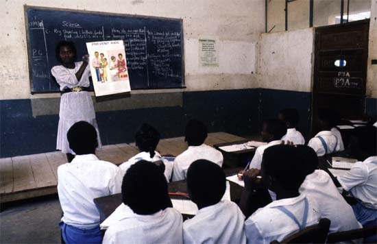 Peace Corps AIDS Education