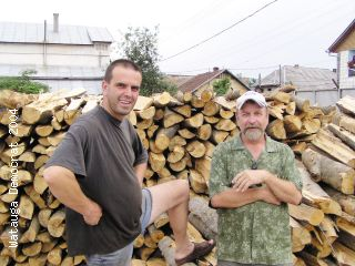 Al Childers is helping Romanians learn more about how to protect and benefit from their land