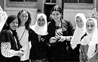 In 1997 Allison Freedman was among the Peace Corps� first group of volunteers to be sent to Jordan