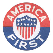 Gerald Ford and Sargent Shriver helped establish the America First Committee while students at Yale Law School in 1940