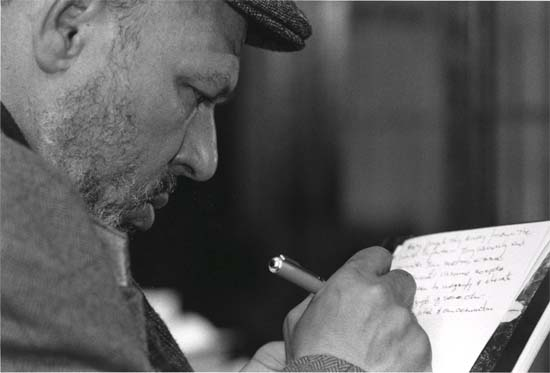 American playwright August Wilson dies