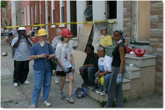 Maryland Returned Volunteers plan Habitat for Humanity on Saturday, October 15 at 9 am to 1 pm  