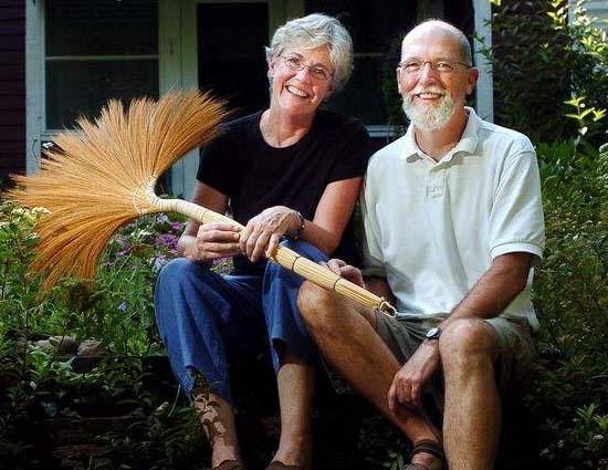 Richard and Betsy Bedient who have been married for 38 years served together with the Peace Corps in 1970 in the Philippines