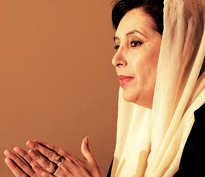 Sarah Chayes writes: Benazir Bhutto's decision to anoint her son, Bilawal Bhutto Zardari, as her successor tarnishes her memory