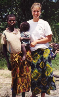 Peace Corps to recognize Linda and Gerry Bowers of Willamette University, who are carrying on their late daughter's service in Zambia