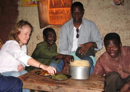 RPCV Beth Duff-Brown Returns to Congo Village That Suffers From Ravages of War, Disease