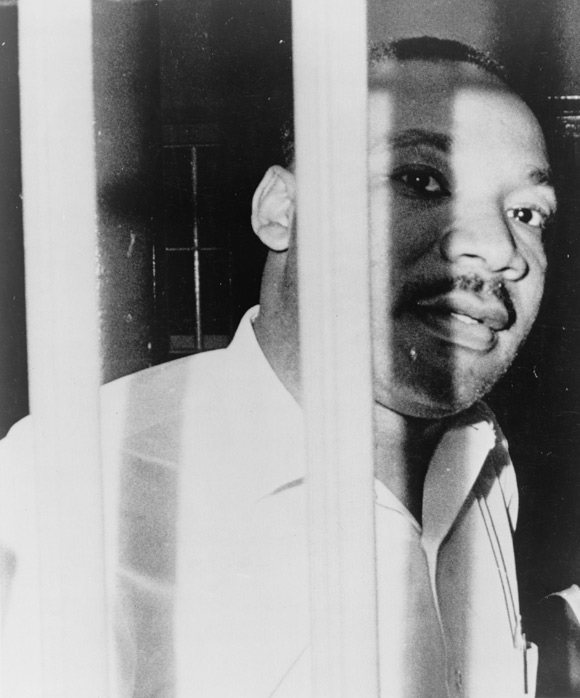 Martin Luther King: Letter from the Birmingham Jail