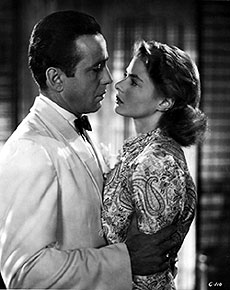 Al Kamen says:  Casablanca is favorite of Condoleezza Rice