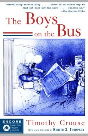 An Interview with Morocco RPCV Timothy Crouse, Author of the Boys on the Bus