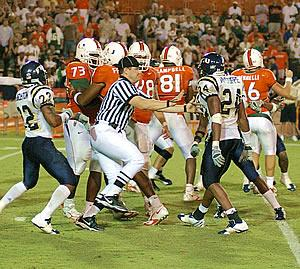 Donna Shalala releases open letter expressing dismay over the brawl in the Orange Bowl during the University of Miami-Florida International University football game