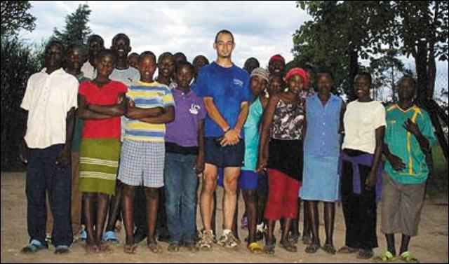 Uganda Peace Corps volunteer Brian Dunn writes: Secondary Project in Peace Corps can become a first priority