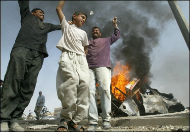 Extremist Fundamentalists in Iraq