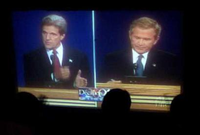 CBS Poll shows Bush And Kerry Tied