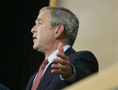 Bush Is Losing Credibility On Democracy, Activists Say