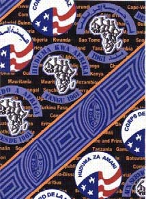 Peace Corps special Pagne now for sale