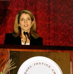 Caroline Kennedy to present Living a Life of Service Award for Peace Corps Fund on September 29 in NYC