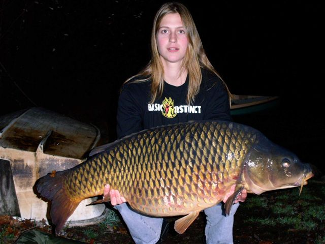 Chad RPCV Thomas O. Mann writes about Carp Fishing in France