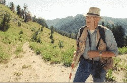 Chile RPCV Charlie Johnson, who turns 61 next week, was the first plant ecologist to work exclusively on the Wallowa-Whitman, Umatilla and Malheur national forests