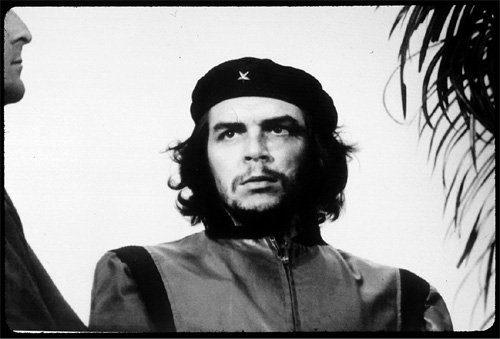 Emily George visited Vallegrande where Che Guevara was captured in 1967 after finishing a Peace Corps stint in Bolivia. Che embodied a lot of what my generation is lacking, George said, citing his idealism and concern for social justice in Latin America.