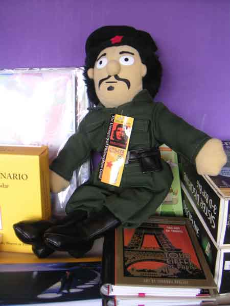 Colombia RPCV Jay Nordlinger writes on Che Chic