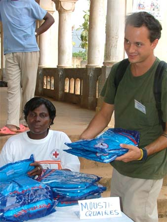 Peace Corps Togo with Chris Harmon