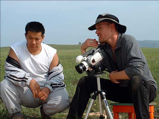 Chris McKee will discuss how he was inspired to make the 25-minute film Mujaan (The Craftsman) while working for the Peace Corps in Mongolia and by a scene in the film Baraka.