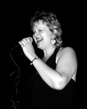 Vocalist Cindy Cain has been active in the D.C .area blues scene since 1992. Originally from Oklahoma, Cindy started her music career in 1988 as a Peace Corps volunteer in West Africa.