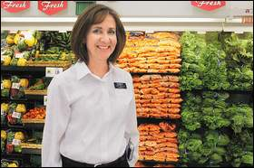 Guatemala RPCV Cindy Goody is dietitian with Hy-Vee