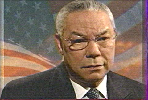 Colin Powell talks about the greatest threat facing us now