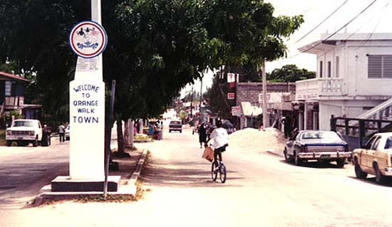 2001: Jessica Walus served in Belize in Dangriga beginning in 2001