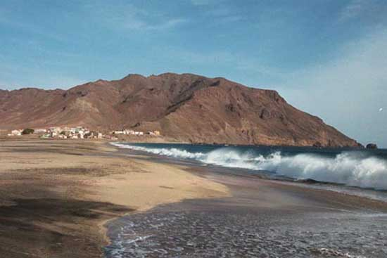 Peace Corps Volunteer Jessica Buchanan in Cape Verde: Homestay