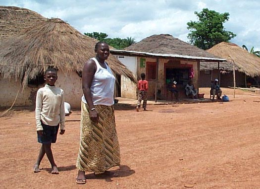 Central African Republic RPCV Joanna Dane says:  Worse even than mothers who tell their children to eat all their vegetables because there are starving children in Africa, are returned Peace Corps volunteers.