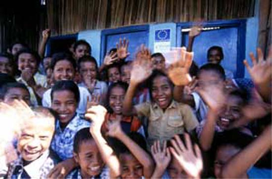 Peace Corps is monitoring East Timor hoping to return