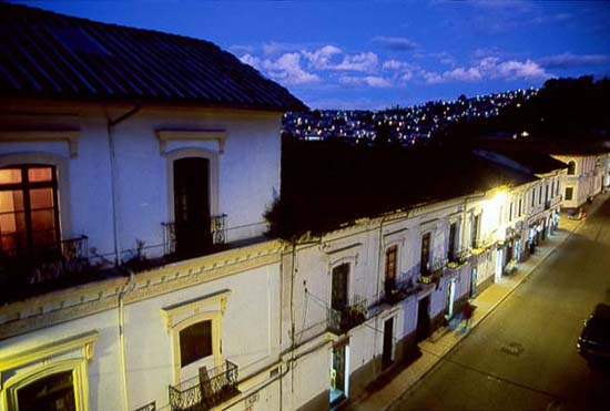 1997: Ben Bellows served in Ecuador in Chiguinda, Quito beginning in 1997