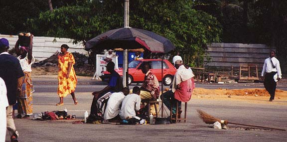 Tony D'Souza writes: Ivory Coast, 2000
