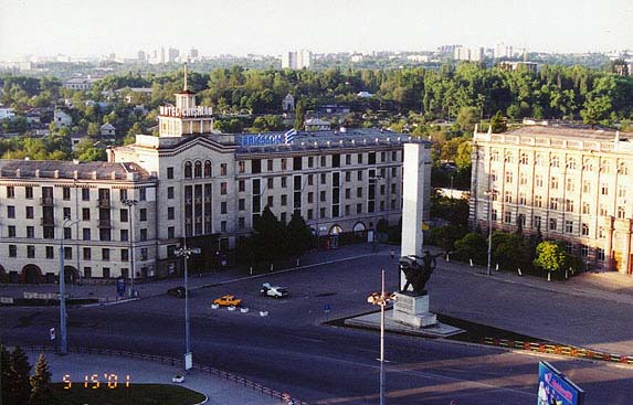1993: Richard Kimball served in Republic of Moldova in Chisinau beginning in 1993