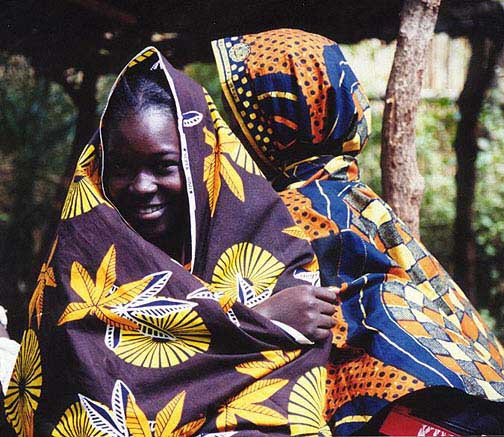 1992: Laurie Salmon served as a Peace Corps Volunteer in Niger in Dancyau beginning in 1992