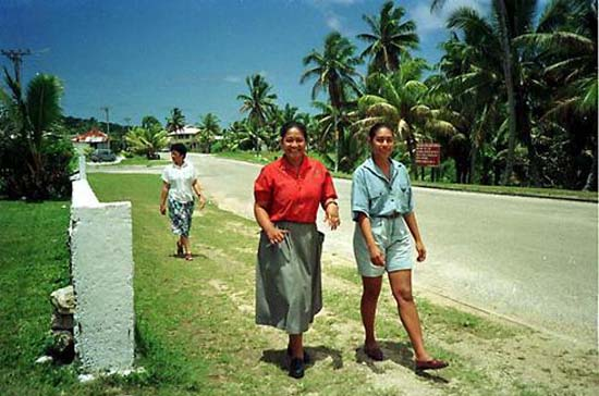 1999: Joslin Heyn served in Niue in Vaipapahi  beginning in 1999