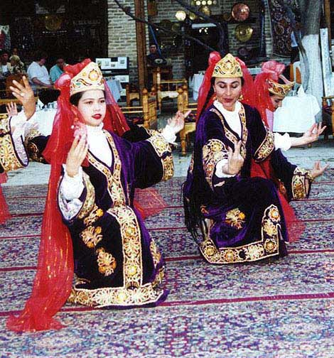 2001: Katharine Costa served in Uzbekistan in Kibray beginning in 2001