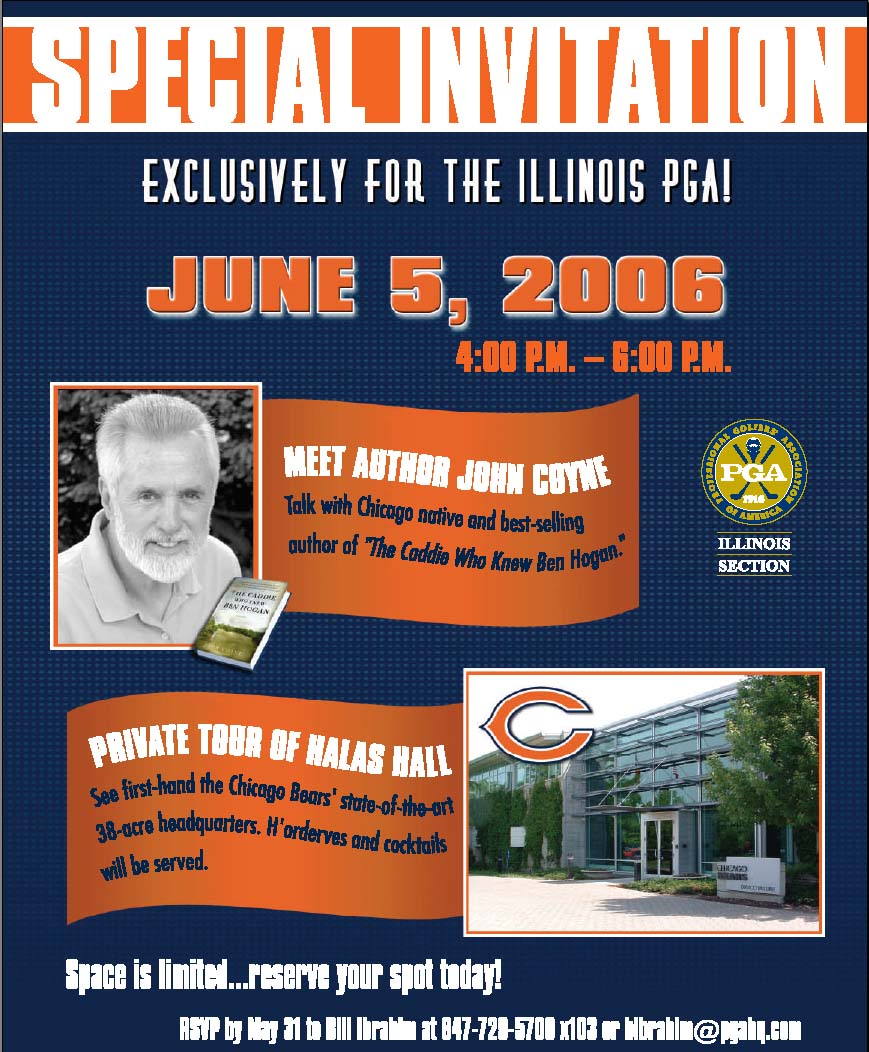 Meet Author John Coyne in Chicago June 5
