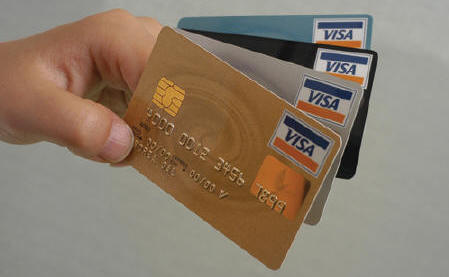 Micronesia RPCV Walter Cavanagh has 1,496 credit cards
