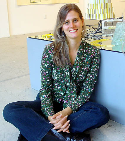 Since earning her MFA from the Art Institute of Chicago four years ago, Bangladesh RPCV Dannielle Tegeder has signed with Chicago's Jan Cicero Gallery, been featured in three solo shows, and won both The Marie Walsh Sharpe Art Foundation Studio Grant and the Bronx Museum's Artist in the Marketplace (AIM) grant