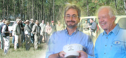 Colombia RPCV Dr. David Newman named chair of the Department of Forest and Natural Resources Management at SUNY College of Environmental Science and Forestry