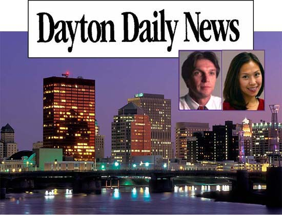 Dayton Daily News says Peace Corps safety bill tests Bush's resolve