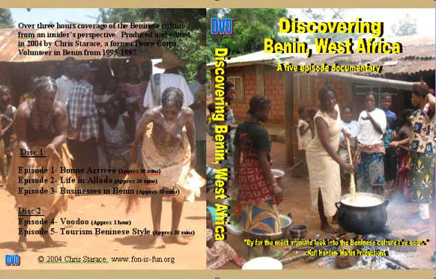 Discovering Benin temporarily sold out - What people are saying about the DVD