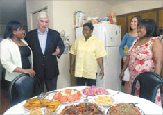 Haitian Family Thanks Senator Chris Dodd For Role In Forestalling Deportation